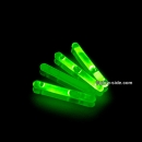 Mini Glow Lights - green 2er